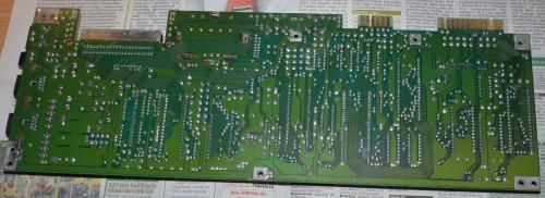 Commodore 64 motherboard after cleaning 3